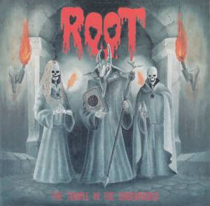Root: Temple In The Underworld, The - Cover