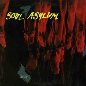 Cover - Soul Asylum: Hang Time
