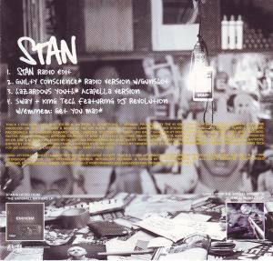 Eminem: Stan (Single-CD) - Bild 2