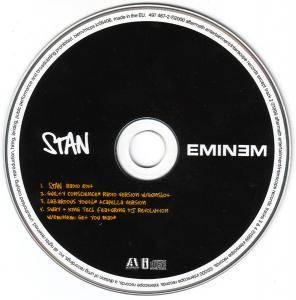 Eminem: Stan (Single-CD) - Bild 3