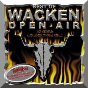 Best Of Wacken Open-Air (10 Years Louder Than Hell) - Cover