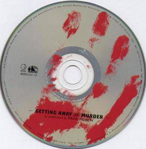 Papa Roach: Getting Away With Murder (CD) - Bild 3