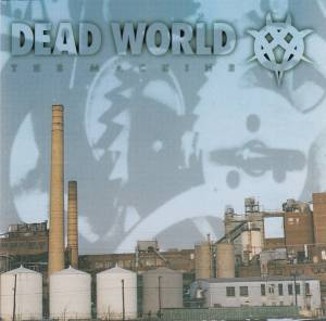 Dead World: Machine, The - Cover