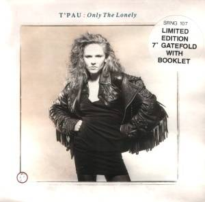 T'Pau: Only The Lonely - Cover