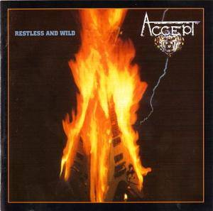 Accept: Restless And Wild (CD) - Bild 1