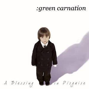 Cover - Green Carnation: Blessing In Disguise, A