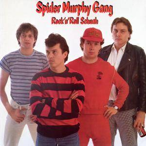 Cover - Spider Murphy Gang: Rock'n'Roll Schuah
