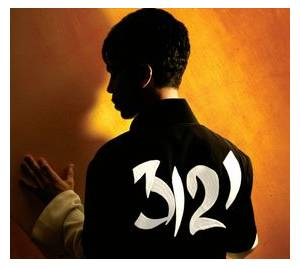 Prince: 3121 - Cover