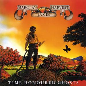 Cover - Barclay James Harvest: Time Honoured Ghosts