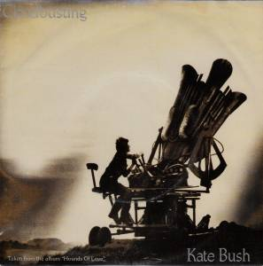 Kate Bush: Cloudbusting - Cover