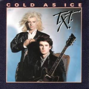 Cover - T.X.T.: Cold As Ice
