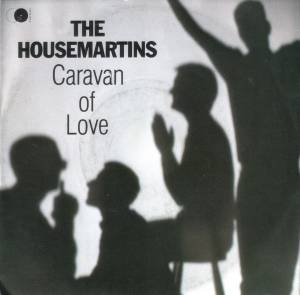 The Housemartins: Caravan Of Love - Cover
