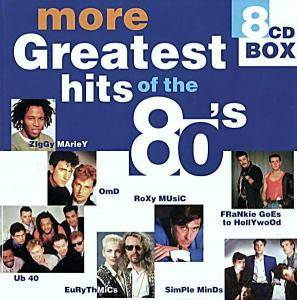 Cover - Elbow Bones And The Racketeers: More Greatest Hits Of The 80's