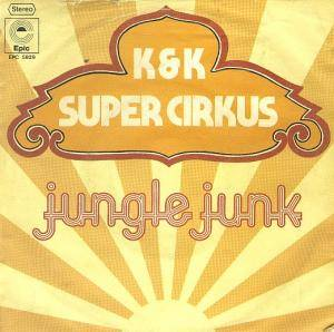 Cover - K & K Super Cirkus: Jungle Junk