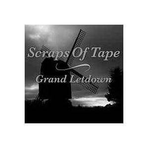 Scraps Of Tape: Grand Letdown - Cover