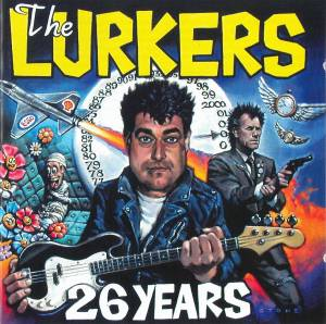Cover - Lurkers, The: 26 Years