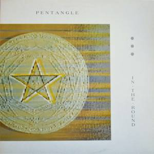 Cover - Pentangle: In The Round