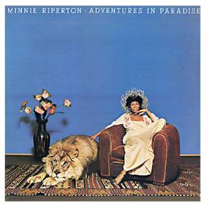 Cover - Minnie Riperton: Adventures In Paradise