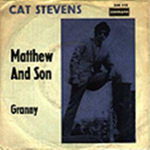 Cat Stevens: Matthew And Son - Cover
