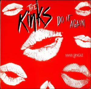 The Kinks: Do It Again - Cover
