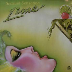 Cover - Lime: Sensual Sensation