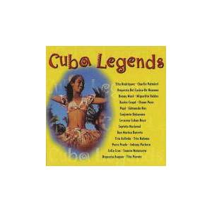 Cuba Legends - The Myths - Cover