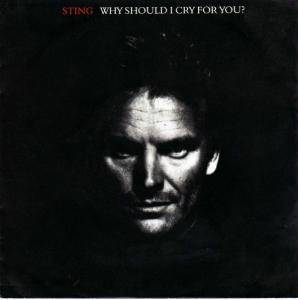 Sting: Why Should I Cry For You? - Cover