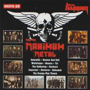 Cover - Various Artists/Sampler: Metal Hammer - Maximum Metal Vol. 140