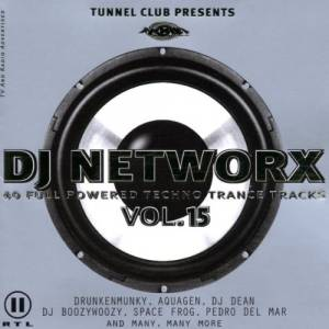 Cover - Space Planet: DJ Networx Vol. 15