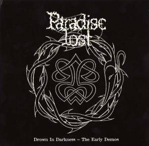 Paradise Lost: Drown In Darkness - The Early Demos - Cover
