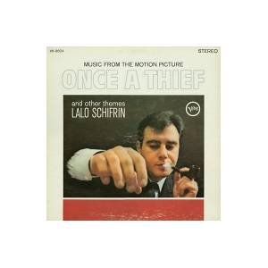 Cover - Lalo Schifrin: Once A Thief