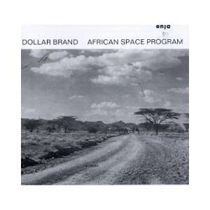 Dollar Brand: African Space Program - Cover