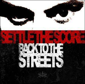 Cover - Settle The Score: Back To The Streets