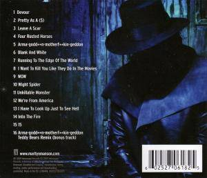 Marilyn Manson: The High End Of Low (CD) - Bild 2