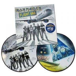 Iron Maiden: Flight 666 - The Original Soundtrack (2-PIC-LP) - Bild 2
