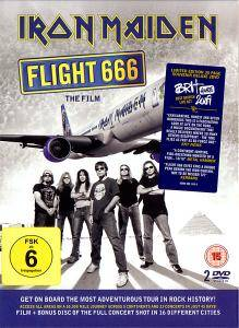 Iron Maiden: Flight 666 - The Film (2-DVD) - Bild 1