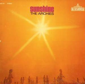 Cover - Archies, The: Sunshine