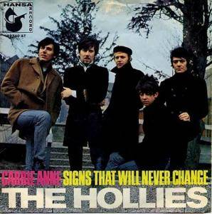The Hollies: Carrie Anne - Cover
