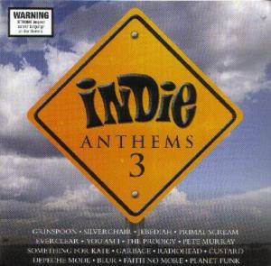 Cover - Pete Murray: Indie Anthems 3