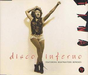 Tina Turner: Disco Inferno - Cover