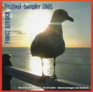 Force Attack Festival-Sampler 2005 - Cover