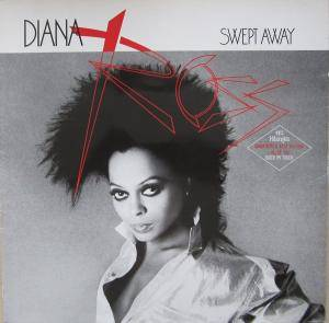 Diana Ross: Swept Away - Cover
