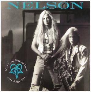 Nelson: (Can't Live Without Your) Love & Affection - Cover
