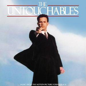 Ennio Morricone: Untouchables, The - Cover