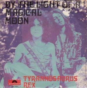 Cover - Tyrannosaurus Rex: By The Light Of A Magical Moon