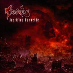 Thanatos: Justified Genocide - Cover