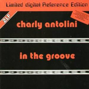 Cover - Charly Antolini: In The Groove