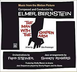 Cover - Elmer Bernstein: Man With The Golden Arm, The