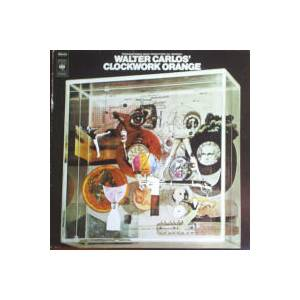 Walter Carlos: Walter Carlos' Clockwork Orange - Cover