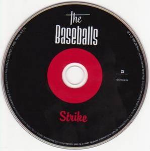 The Baseballs: Strike (CD) - Bild 3